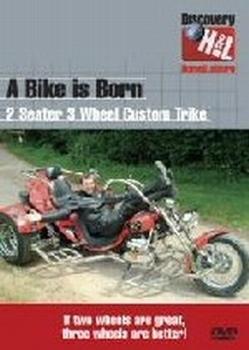 5102   A Bike is Born: 2 Seater, 3 Wheel Custom Trike