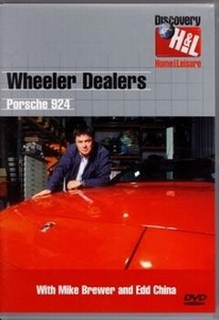 """5179  Wheeler Dealers """" Porsche 924 """""""