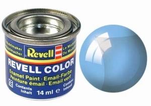 32752  Blauw vernis transprant