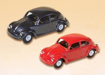0640 Volkswagen Kever ( Grijs)