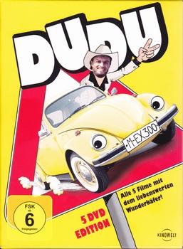 501312  DUDU 5 DVD Box (duits gesproken)