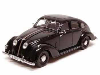 45025 ADLER 2.5 (Autobahn) 1937-1940 (zwart)