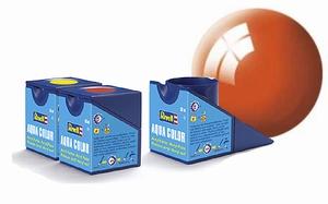 36130  Aqua Oranje glans
