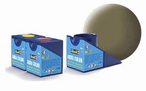 36139  Aqua Donkergroen mat