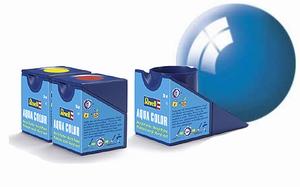 36150  Aqua Lichtblauw glans