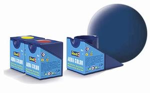 36156  Aqua Blauw mat