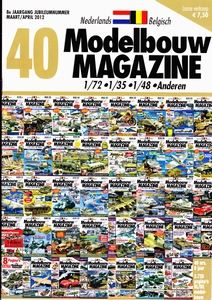 9099  Modelbouw Magazine 40 Maart/April 2012