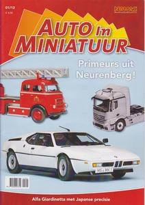 9125  Auto in Miniatuur  01  2012