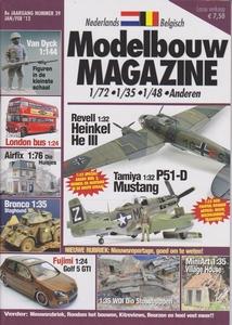 9098  Modelbouw Magazine 39 Januari/Februari 2012