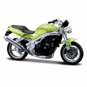 342G  Triumph Speed Triple (groen)