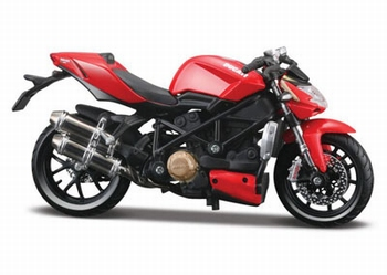 8142  Ducati Streetfighter (rood)