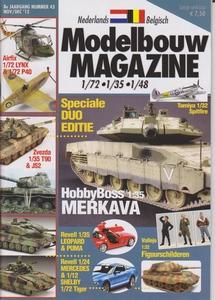 9102  Modelbouw Magazine 43  November/December 2012