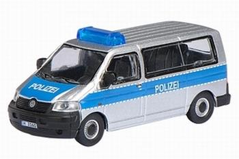 """26006  Volkswagen T5 Bus """"Polizei"""""""