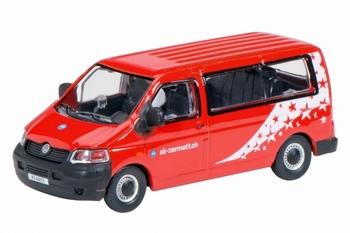 """26012  Volkswagen T5 Bus """"Air Zermatt"""""""