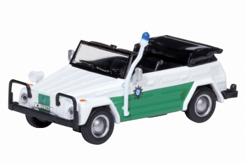 """26056  Volkswagen Typ 181 Kübelwagen """"Polizei Bayern"""""""