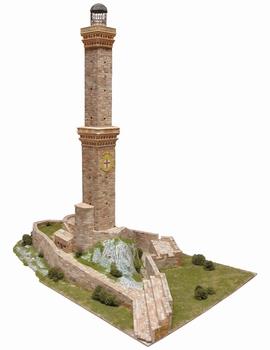 AE1263  Genova lighthouse