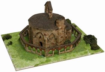 AE1106  Eunate church