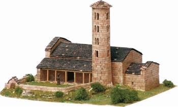 AE1108  Santa Coloma church
