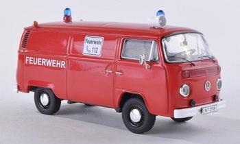 11702   VW T2b Kasten, Feuerwehr
