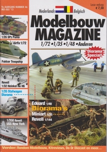 9105  Modelbouw Magazine 46  Mei/Juli 2013