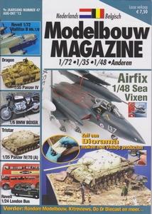 9106  Modelbouw Magazine 47  Aug/Okt. 2013