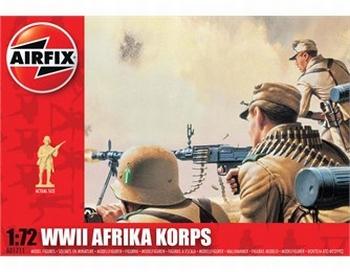 A01711  WWII Afrika Korps