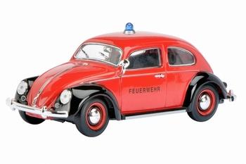 "07738  VW Käfer Ovali ""Feuerwehr"""