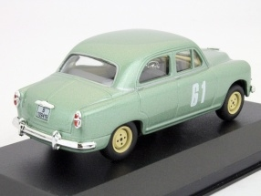 1285  Seat 1400B #61 Copa Montjuich Coches Sport 1957