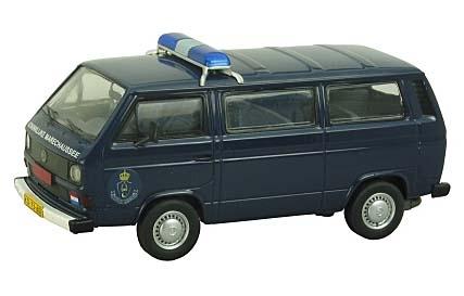 13050-008  Volkswagen T3b Kon. Marechaussee
