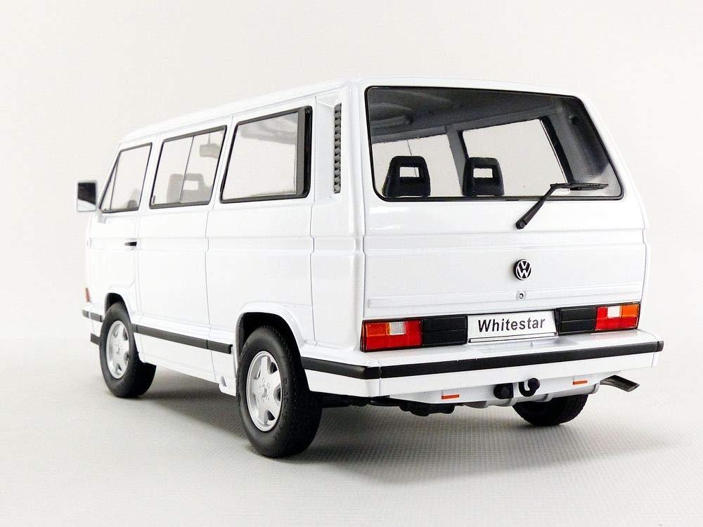 """180201  Volkswagen T3 Bus """"White Star"""""""