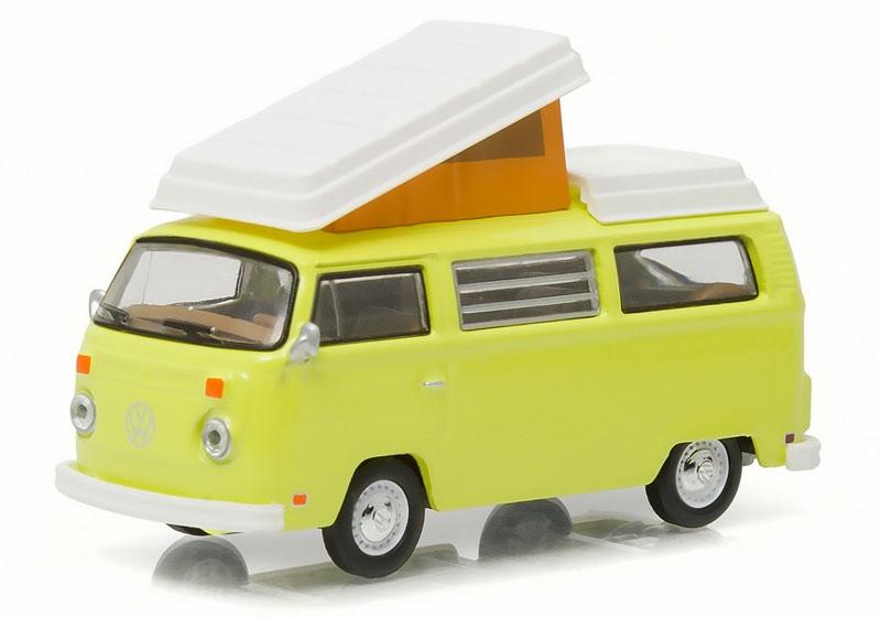 29840D  Volkswagen Type 2 Campmobile 1974