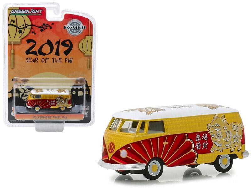 """29954  Volkswagen Panel Van """"Zodiaco chino 2019"""
