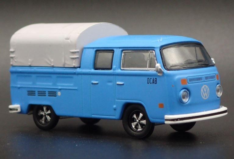 35060F  Volkwagen T2 Doka Crew Cab with Canopy
