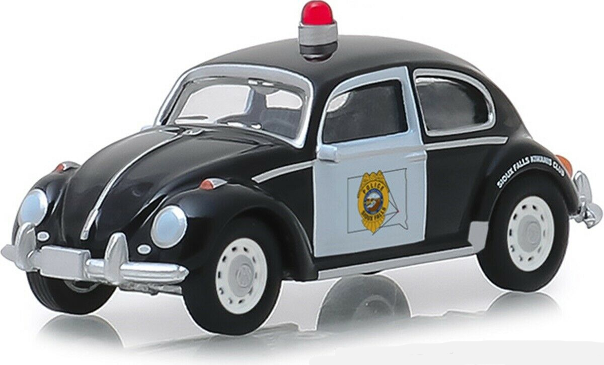 42880F  VW  Beetle Sioux Falls South Dakota Police
