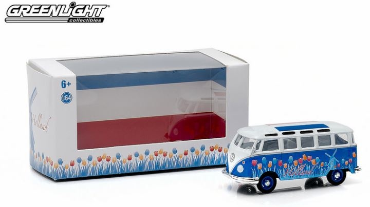 """50996B  Volkswagen T1 Bus """" Holland """""""