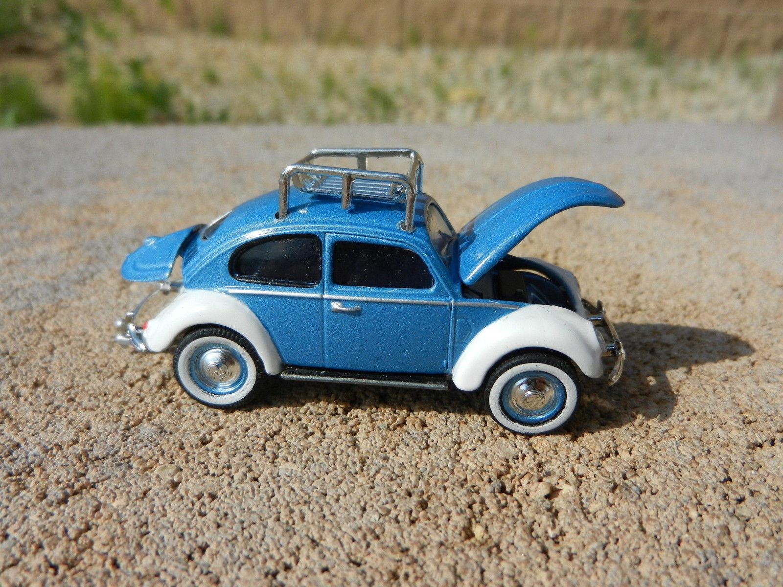 51035A  Volkswagen Beetle & Teardrop Caravan