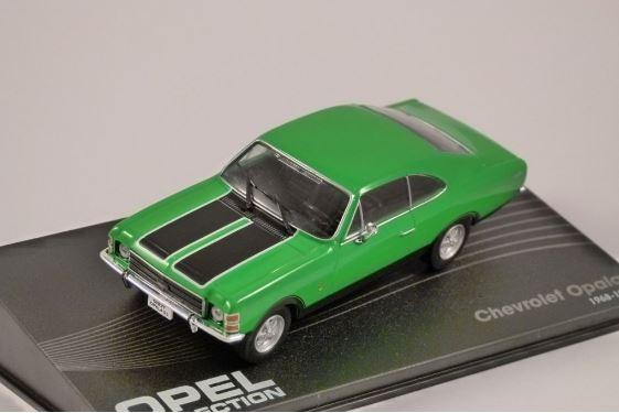 53392  Opel Opala 1968 - 1969  groen