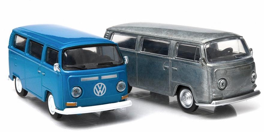 29819  Volkswagen T2 Bus set 1:64