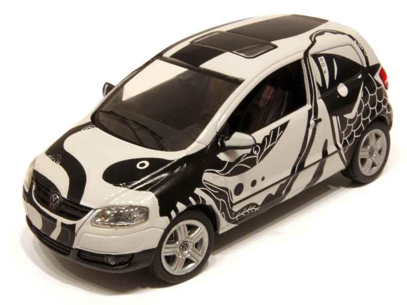"""819901106  Volkswagen Fox """" Art Car Undersea """""""