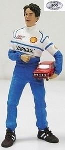 84492500 Figur Rennfahrer mit Golf GTI