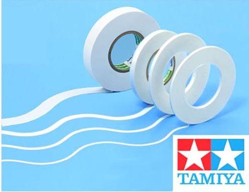 87178  Masking Tape 3mm f. Rundungen