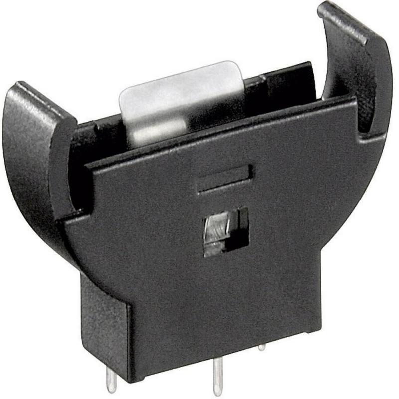 900K  DC Batterij Koopcelhouder CR2025