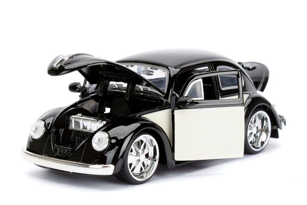 990182  Volkswagen Beetle 1959  Black Cream