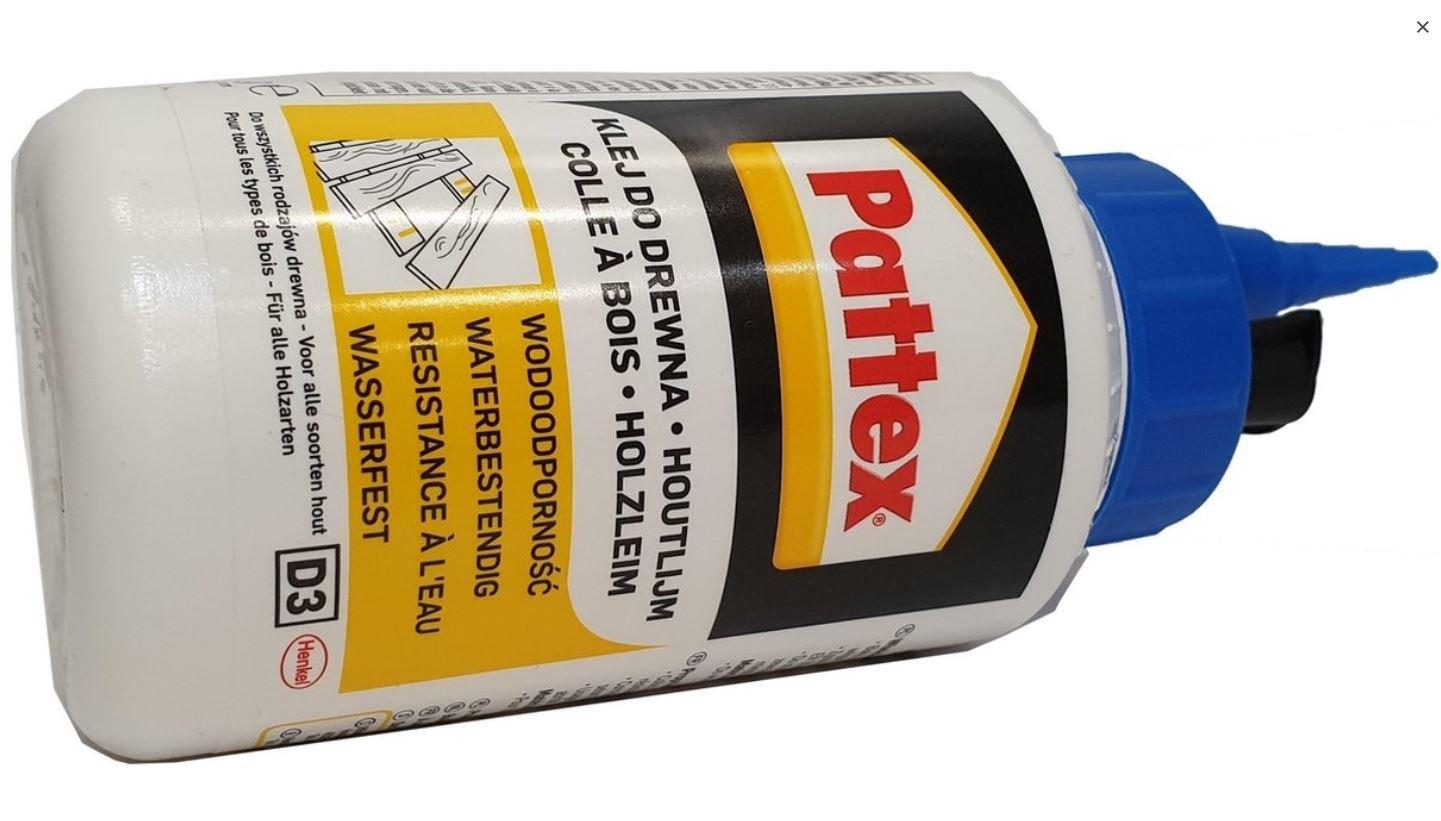 999006  Pattex houtlijm D3
