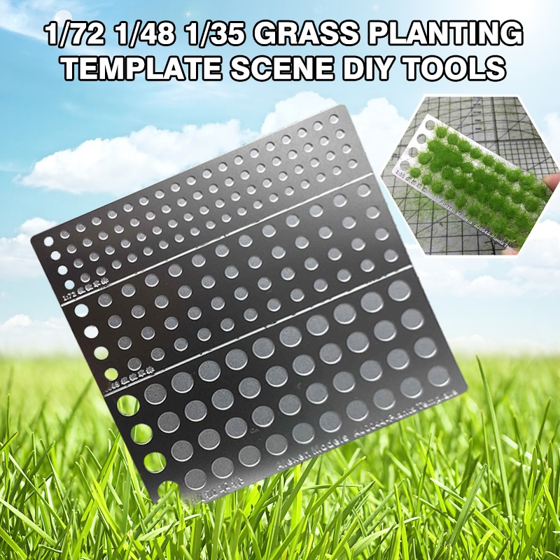 999018  Graspolle maker Statisch gras