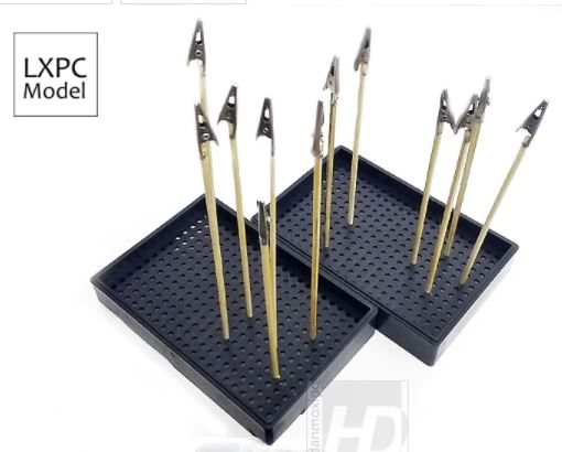 999068  Airbrush Painting Cliphouder