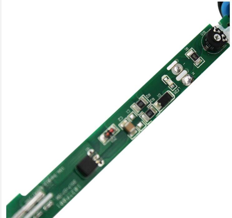 """999101 Soldeerbout 220 volt instelbaar 60 watt 200""""c tot 450"""
