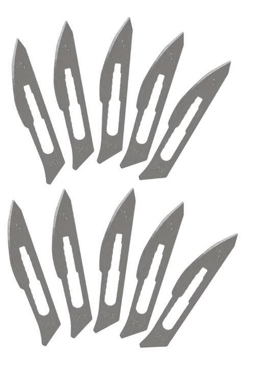 999BW23  Reserve mesjes Scalpel type 23#