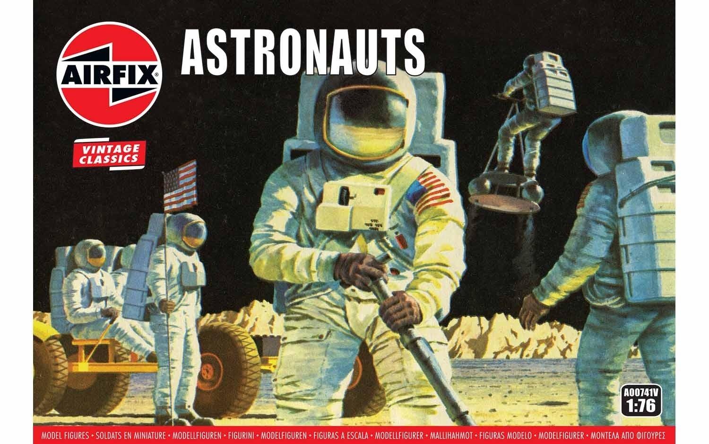 A00741  Astronauts