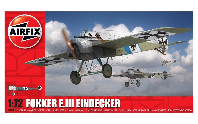 A01087  Fokker E.III Eindecker